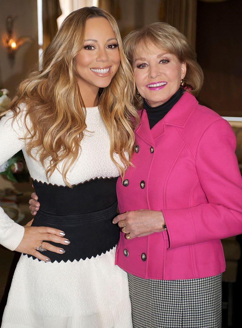 Nightline (1/2013), Mariah Carey