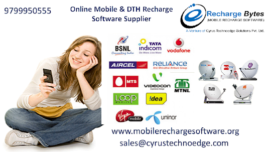Cyrus Recharge Solutions – Online Mobile and DTH Recharge Software Provider