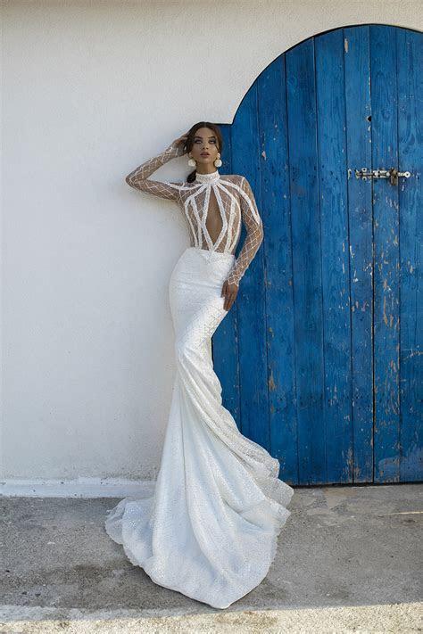 Wedding Dress Trend 2019: Geometric Design   Viero Bridal