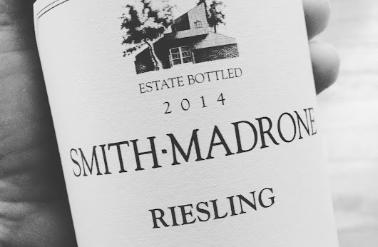 Hungry For This Wine: 2014 Smith-Madrone Riesling - intrepid.MEDIA
