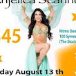Bellydance Workshop With Anjelica Scannura