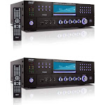 Pyle 2 x PD3000BT Bluetooth 4 Channel Theater Stereo Amplifier Receiver (2 Pack) at Spreetail (VMinnovations   VM Express)