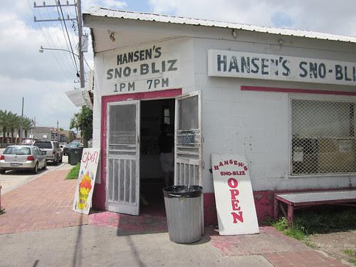 Hansens Door