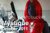 Mystique - October 2011