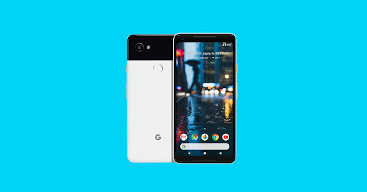 Behold the Pixel 2, Google's New Flagship Android Phone