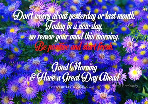 Have A Great Day Ahead Quotes