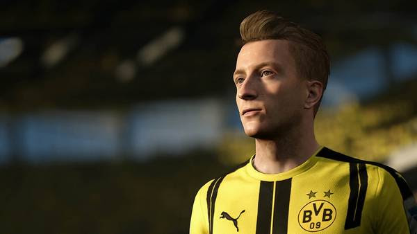 Marco Reus, del Borussia Dortmund, es la figura del FIFA 17.