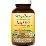MegaFood Fresh from Farm to Tablet Baby & Me 2, Tablets - 60 tablets