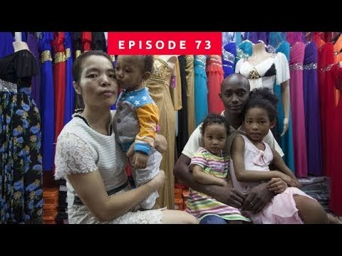 China is covering up the maltreatment on Africans.