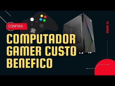 Computador Gamer Para Rodar Tudo - Unboxing Computador Gamer da Pichau