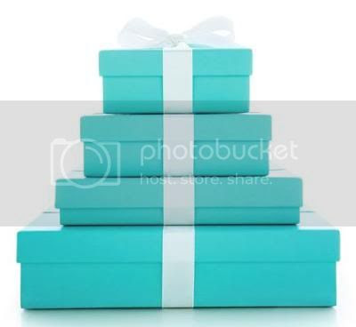tiffany and co boxes