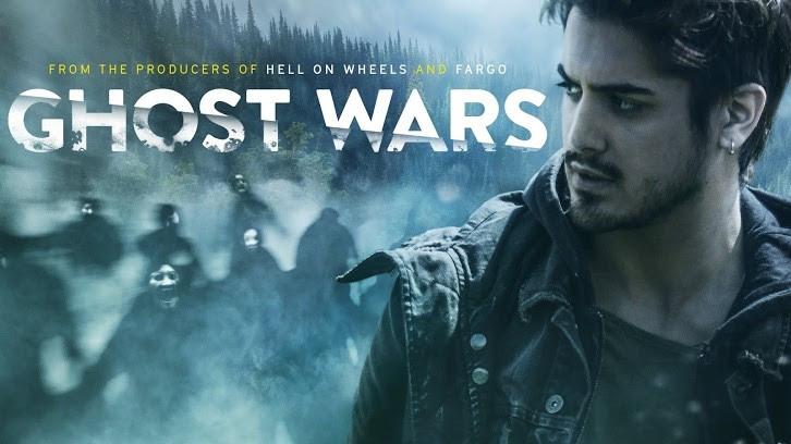 Ghost Wars - Death's Door (Pilot) - Review