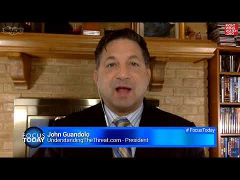 Former FBI Special Agent and counter-terrorism expert, John Guandolo, calls for sedition and treason charges for John Brennan and others