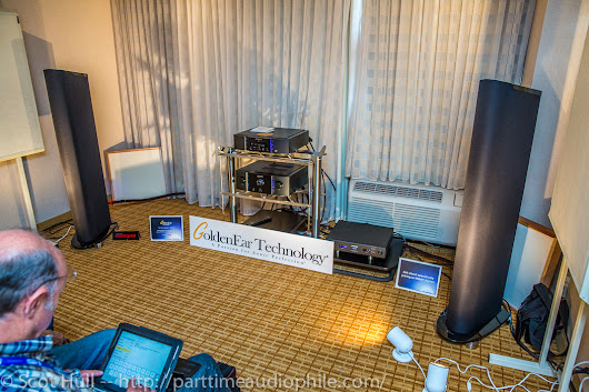 RMAF 2014: Sandy Gross shows off his new GoldenEar