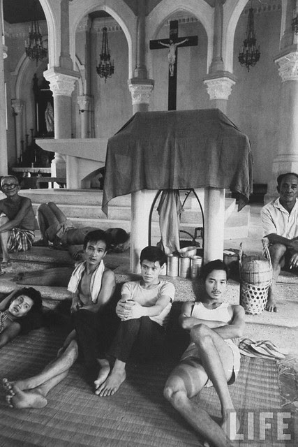 Repatriation of Vietnamese Refugees from Cambodia 1970 (1)