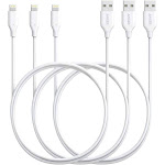 Anker Play Anker Powerline Lightning Cable (3ft) Apple MFI Certified - Lightning Cables