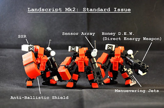 Landscript Mk2: Standard Issue