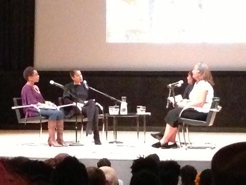 Tisa Bryant, Isolde Brielmaier, Deborah Willis, and Carla Williams