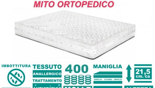 Eminflex 79 Euro Of Offerta Tv Eminflex Materasso Mito Ortopedico A 79 Euro