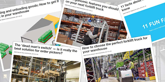 The Material Handling Blog's top 5 posts of 2018