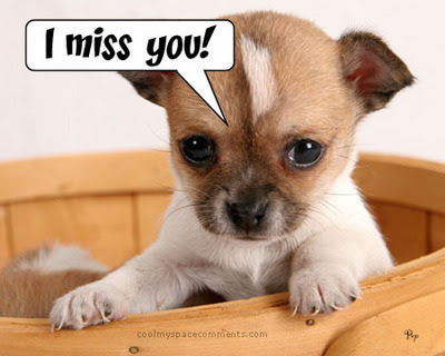 i missing you Graphics Myspace