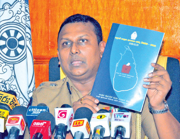 Police can shoot if Penal Code is violated – Spokesman