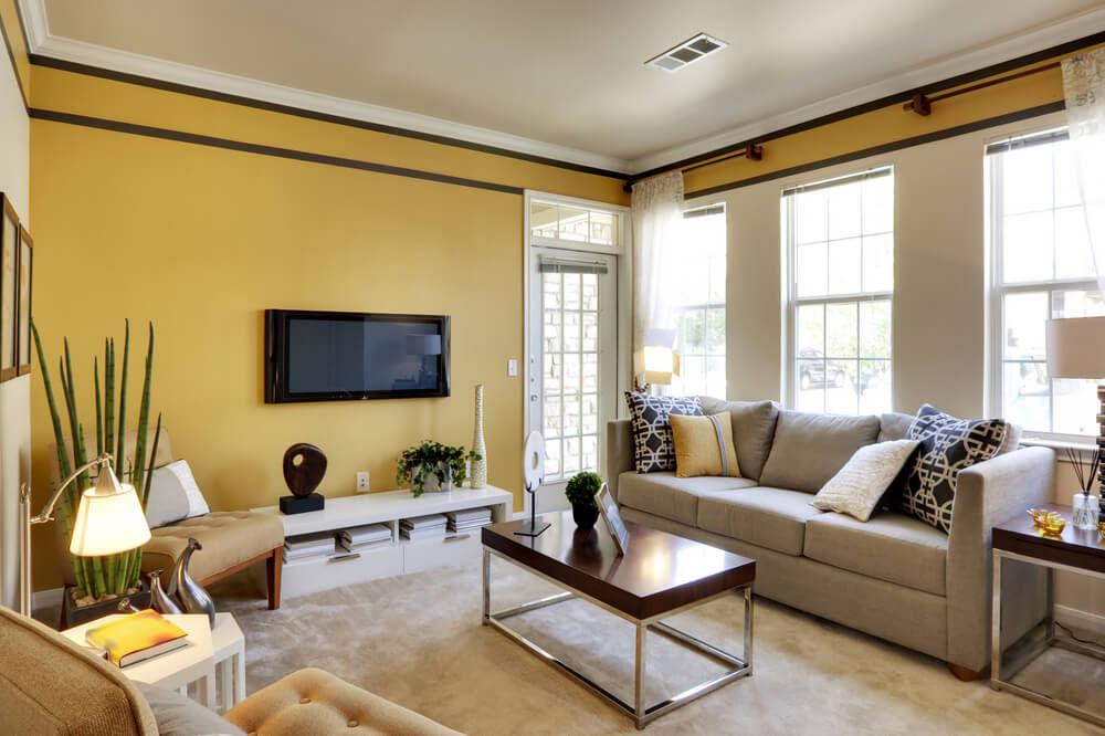 Best Living Room Design Ideas - Tierra Este   #22058