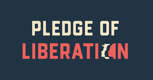 Women's March Pledge of Liberation