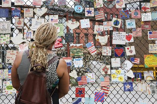 9/11 Tile Wall, The Village