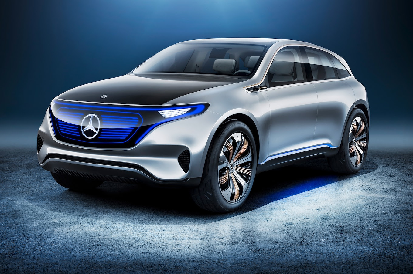 Mercedes-Benz Cleared to Use EQ Name for Electric Cars ...