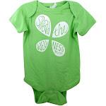 LuckyVitamin Gear Infant Onesie 24 Months Green