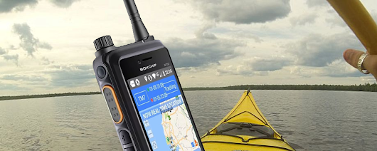 Chance to Win a Boxchip S700A VHF/UHF DMR/Analog Radio Transceiver