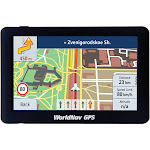 "TeleType WorldNav 5880 GPS Navigator - 5"" - widescreen Display - Canada/USA"