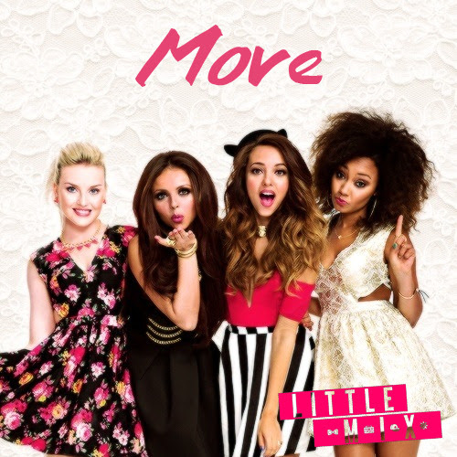 Video Premiere: Little Mix - 'Move'...