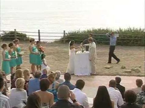 Wedding at Point Vicente Interpretive Center In Palos
