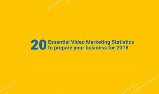 20 Essential Video Marketing Statistics [Infographic]
