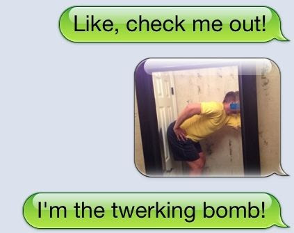 Twerking-Twerxting