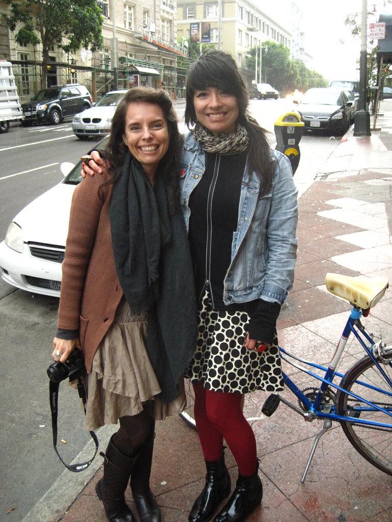 Jennine et moi