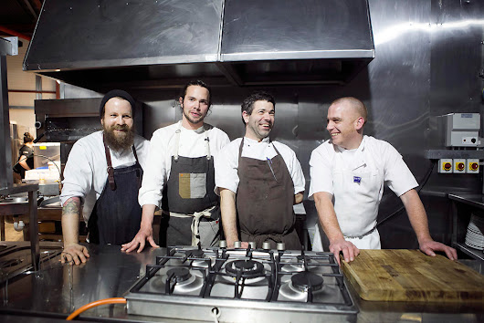 Michelin Star Chefs Give Food for Thought in the Burren