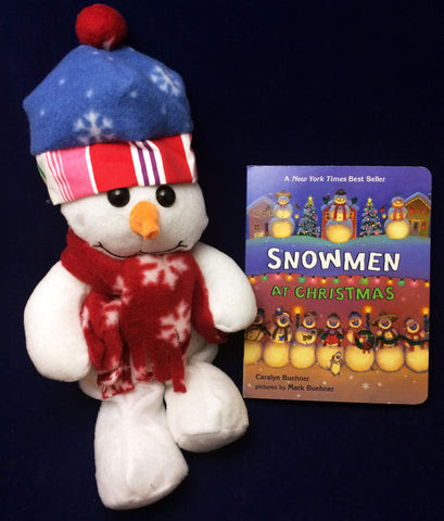 Ivy Kids | Ivy Kids 2016 Holiday Mini-Kit featuring Snowmen at Christmas