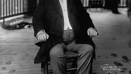 In Struggle With Weight, Taft Used a Modern Diet - NYTimes.com