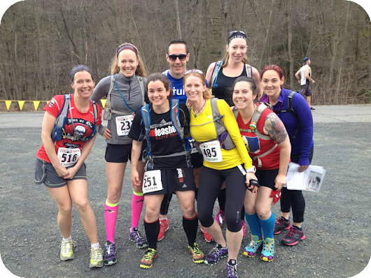 7 Sisters Trail Race 2014 - RELENTLESS FORWARD COMMOTION