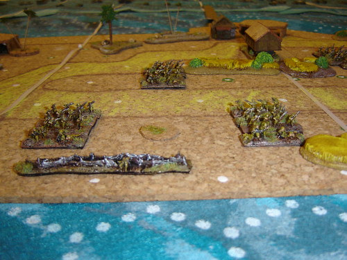 Japanese forces abandon defensive positions on Black Beach