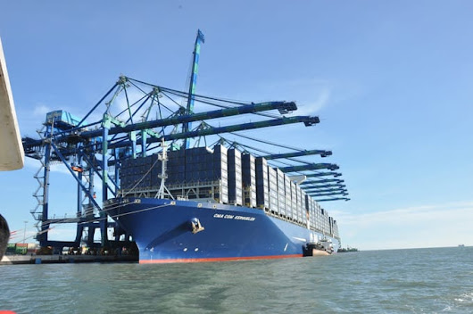 CMA CGM and COSCO Shipping Strengthen Port Partnership Ahead of 'Ocean Alliance' Launch -