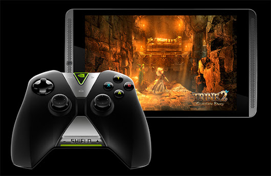 NVIDIA Shield tablet with Tegra K1 is now official | ChipLoco