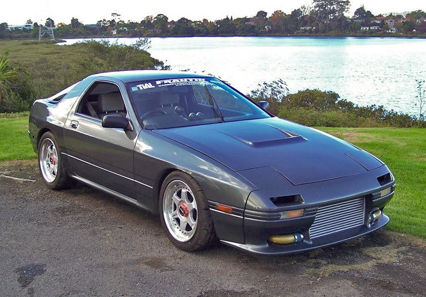 1986 92 Mazda Rx 7 Performance Parts