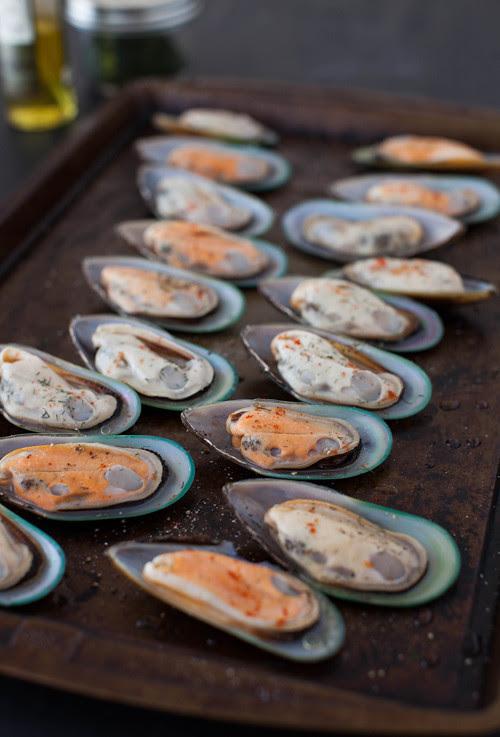 Stuffed Mussels 2