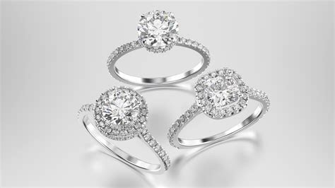 Different Types of Engagement Ring Settings and Styles