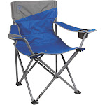 Coleman Big-N-Tall Quad Chair - Blue