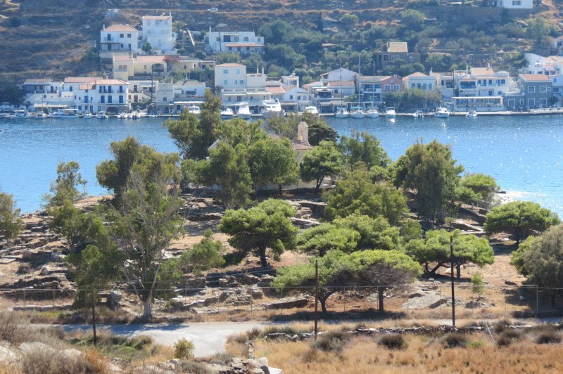 urban travel tales, Kea/Tzia, Ayia Irini, Caskeys, archeaology, Greece ,Vourkari
